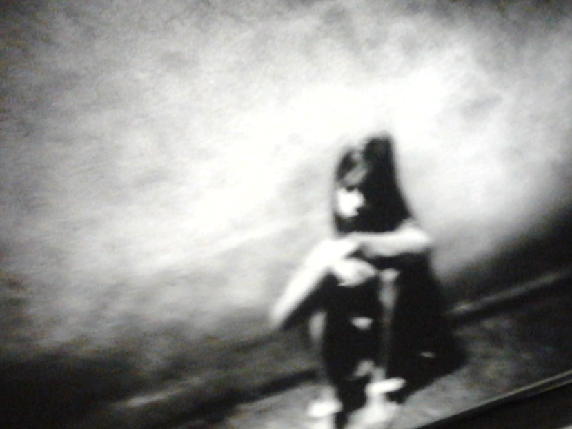 Photo prise à l'exposition d'Antoine Agata