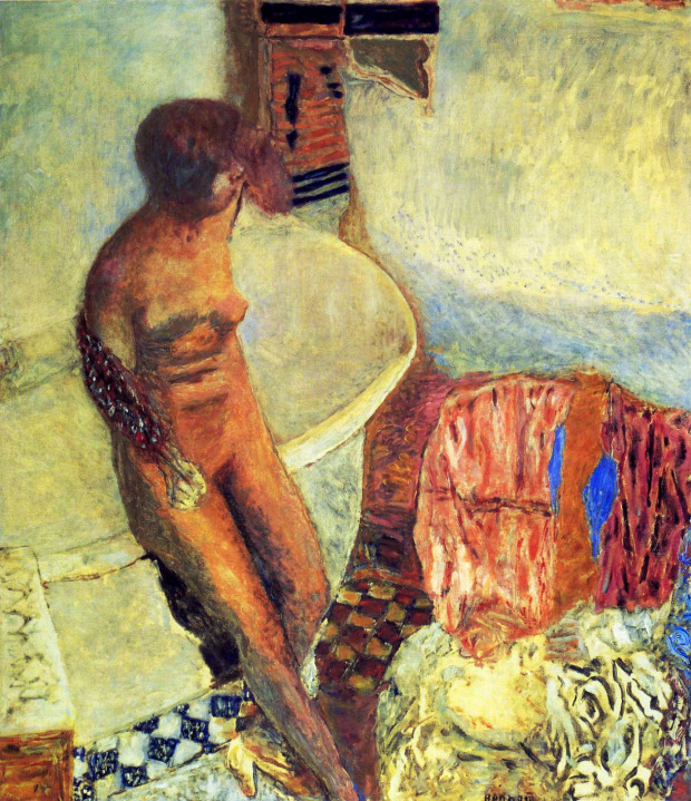 Nu à la baignoire, Pierre Bonnard, 1931